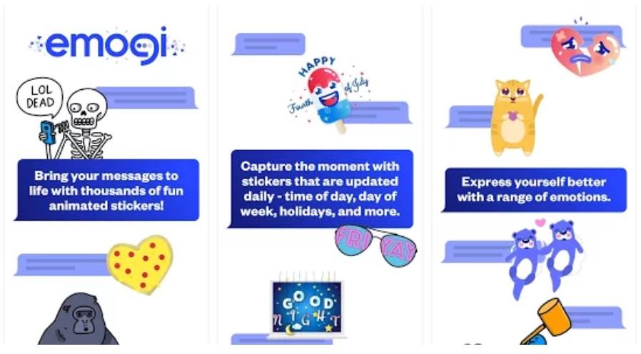 Gboard recibe nueva actualización con decenas de stickers
