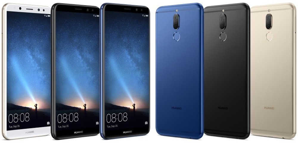 Huawei Mate Lite 10: características y especificaciones