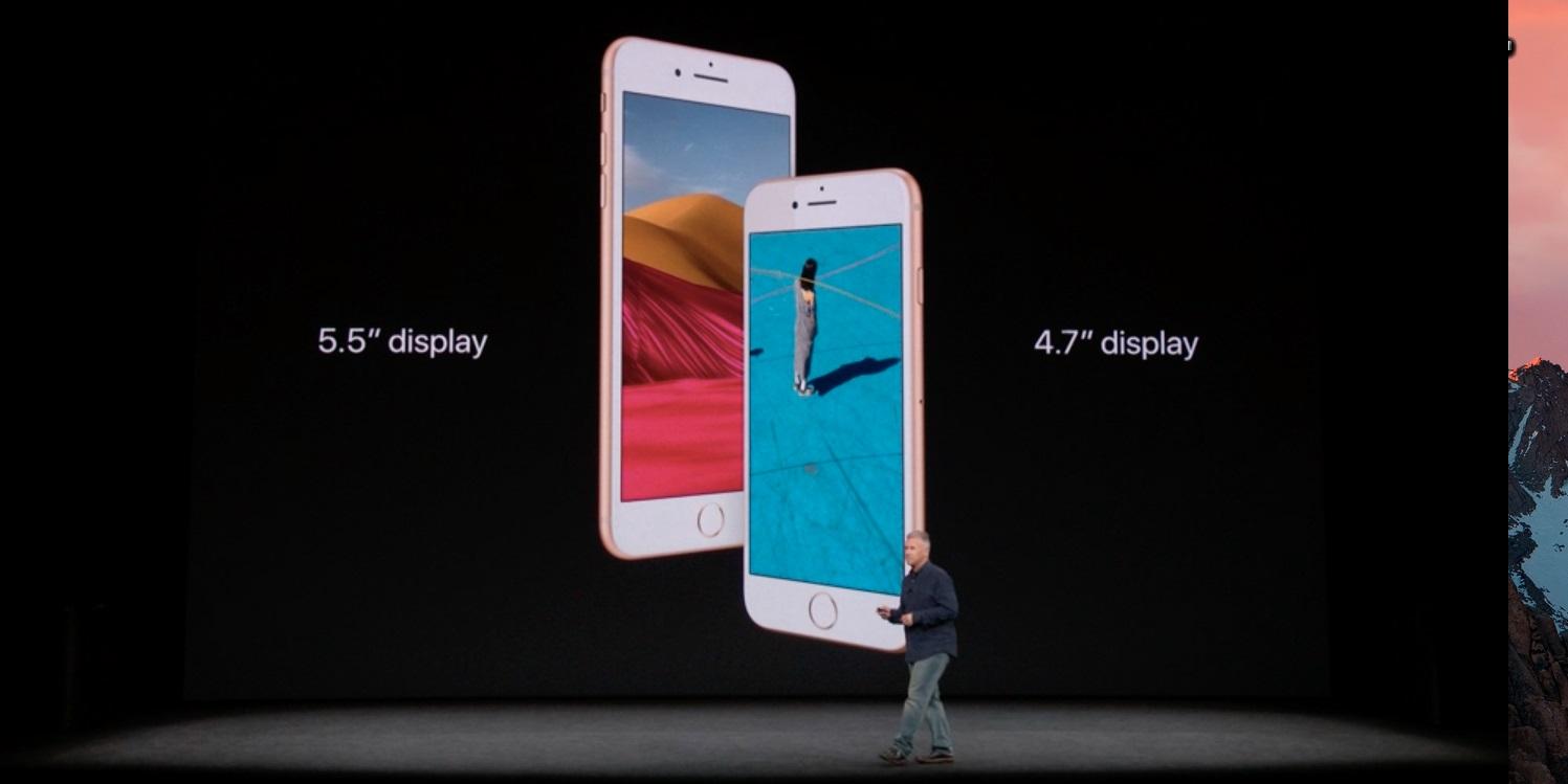 Comparativa: iPhone 8 VS iPhone 7