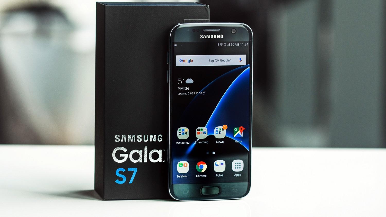 El Samsung Galaxy S7 es el móvil más popular del mercado