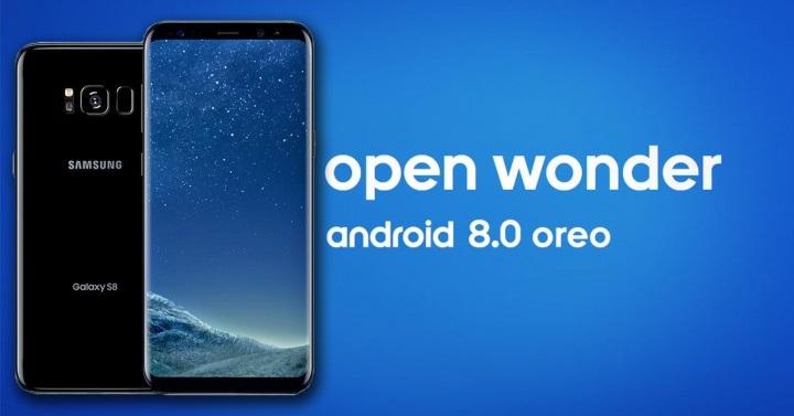 Samsung Galaxy S8 y S8+ ya tienen beta para Android 8.0 Oreo