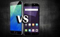 Comparativa: Meizu M5s vs ZTE Blade A6 Premium