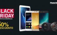 ¡Llega Black Friday hasta el 26 de noviembre con descuentos de hasta el 50% en smartphones, tablets, wearables y accesorios!
