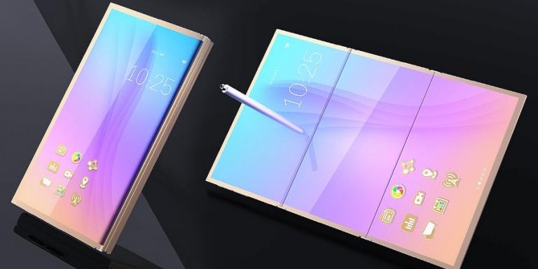 Galaxy X concepto