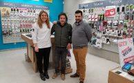 Nueva tienda inaugurada por Phone House en  La Felguera (Asturias)
