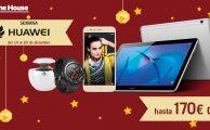 ¡Semana Huawei del 14 al 20 con descuentos de hasta 170€ en smartphones, tablets y wearables!