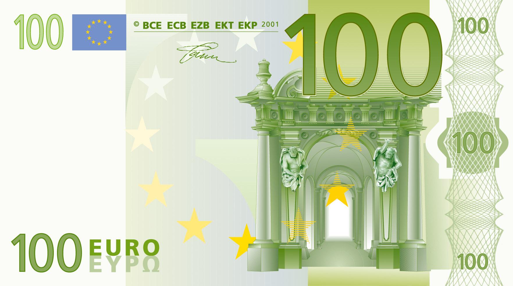 billete 100 euros