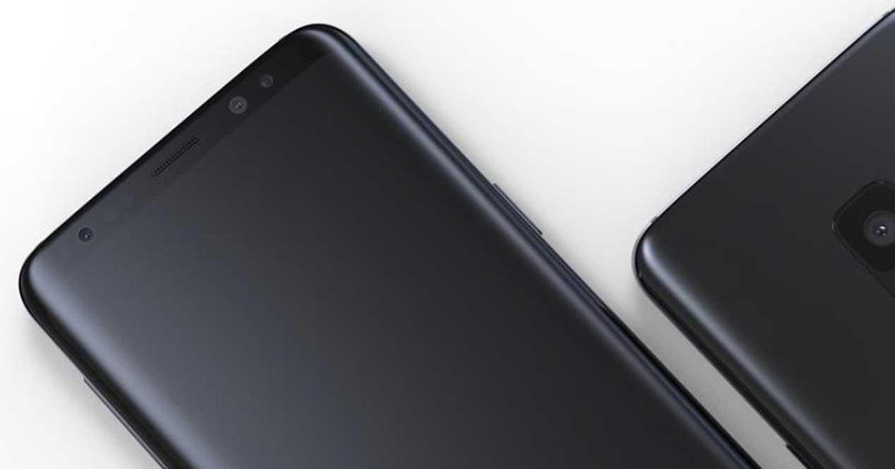 diseño del Samsung Galaxy S9