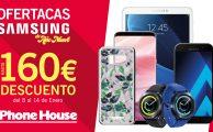 ¡Ofertacas de Año Nuevo del 8 al 14 con hasta 160€ descuento en smartphones, tablets y wearables Samsung!