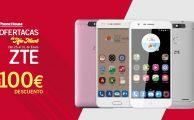 ¡Ofertacas ZTE del 25 al 31 de enero con descuentos de hasta 100€ en smartphones!