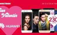 ¡Solo del 12 al 18 Semana Huawei especial San Valentín con descuentos de hasta 230€ en smartphones libres!