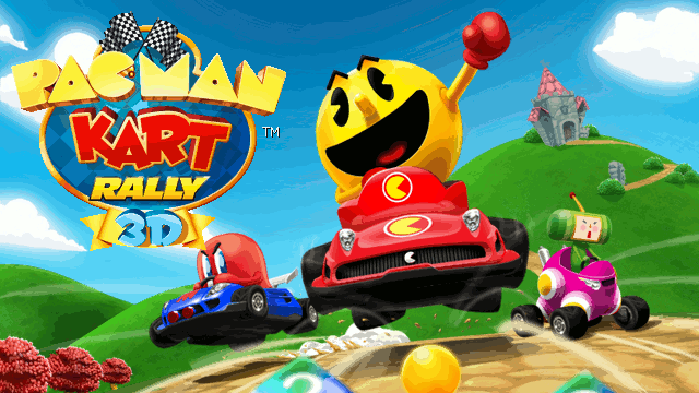 PacMan Rally