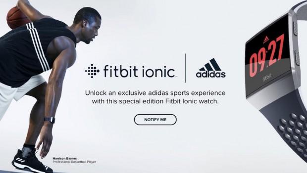 Adidas Fitbit Ionic