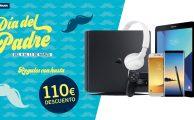 ¡Ofertas especiales por el Día del Padre con descuentos de hasta 110€ en smartphones, tablets, wearables y electrónica!
