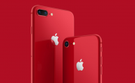 Apple lanza el iPhone 8 y iPhone 8 Plus en color rojo