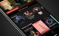 Novedades en la app para móviles de Netflix