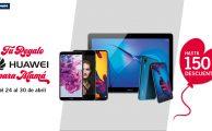 ¡Solo del 24 al 30 Especial Huawei por el Día de la Madre con descuentos de hasta 150€!