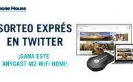 ¡Participa en #PorTuCaraDeMartes y gana un Anycast M2 Wifi HDMI para convertir tu televisión en una Smart TV!