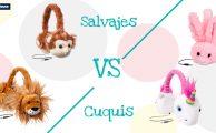 ¡Participa en #SalvajesVSCuquis y gana uno de los 4 auriculares Animalz que regalamos!