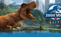 El Pokémon GO de Jurassic Park llega a los teléfonos móviles