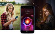 Nuevo LG X5 2018, un móvil con batería suficiente para dos días