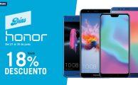 ¡Solo hasta el 30 de junio Especial Días Honor con descuentos en smartphones de hasta el 18%!