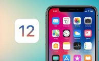 ios 12 iphone x