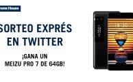 ¡Participa en #PorTuCaraDeMartes y gana un Meizu PRO 7 de 64GB!