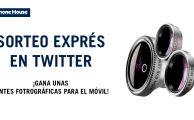 ¡Participa en #PorTuCaraDeMartes y gana unas lentes fotográficas para el móvil!