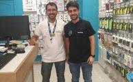 Primera tienda inaugurada por Phone House en  Canals (Valencia)