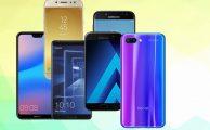 Consigue estos móviles a 0 euros durante el mes de julio