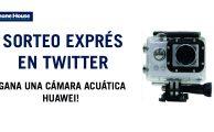 ¡Participa en #PorTuCaraDeMartes y gana una cámara acuática Huawei!