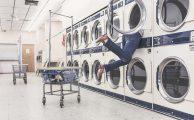 Estas aplicaciones lavan, planchan y doblan tu ropa