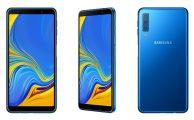 Samsung Galaxy A7 (2018), el primer móvil Samsung con triple cámara ya es oficial