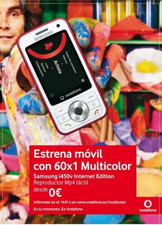 60 x 1 Vodafone. Qué opción escoger según nuestro uso.