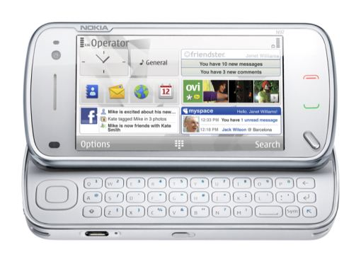 Nuevo Nokia N97 anunciado para 2009