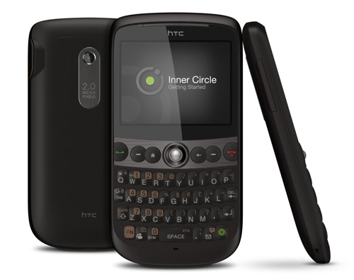 HTC Snap, calcando la Curve 8900