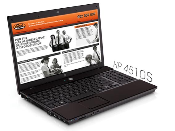 HP Probook 4510S disponible en The Phone House
