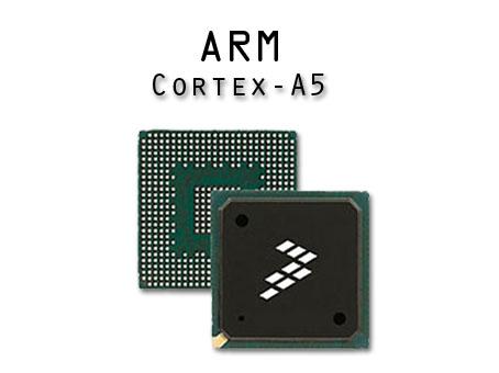 ARM anuncia el procesador Cortex-A5
