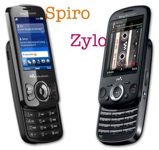 SonyEricsson_Spiro_Zylo