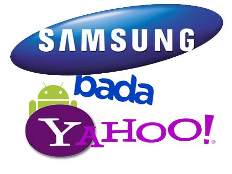 Samsung Yahoo