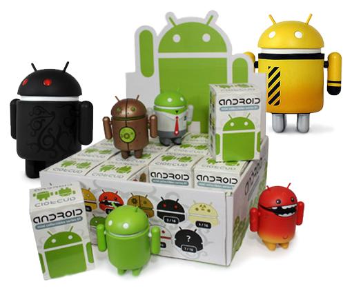 Android vende 65.000 dispositivos al día