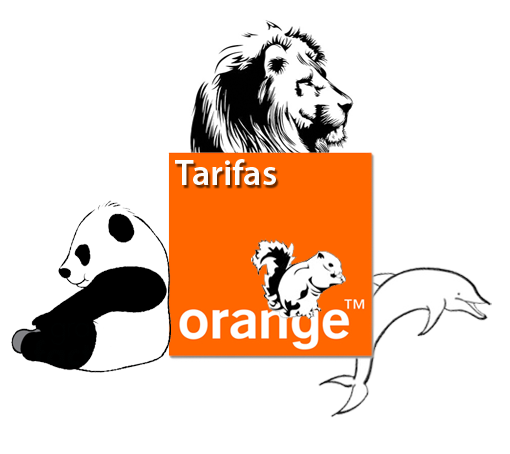 Tarifas zoológicas de Orange
