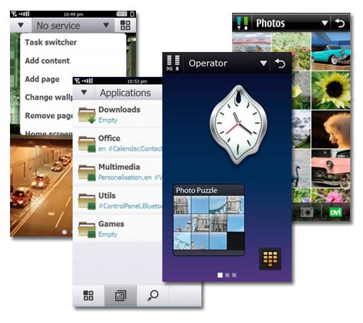 Nokia Symbian4