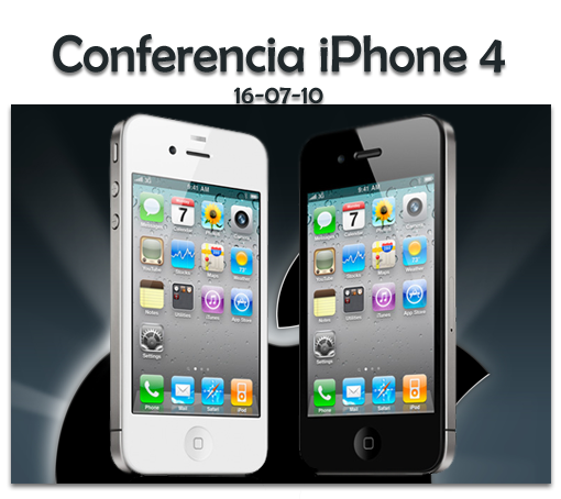 iPhone4 Conference