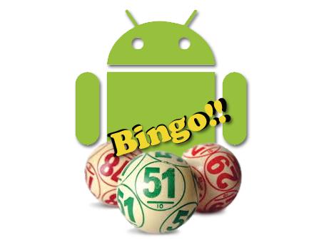 Bingomatic. Juega al Bingo con tu Android