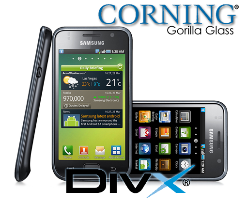 Samsung Galaxy S espec