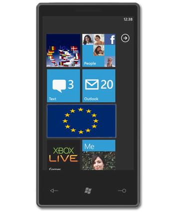 WindowsPhone 7 UE