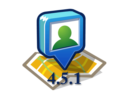 Google Maps 4.5