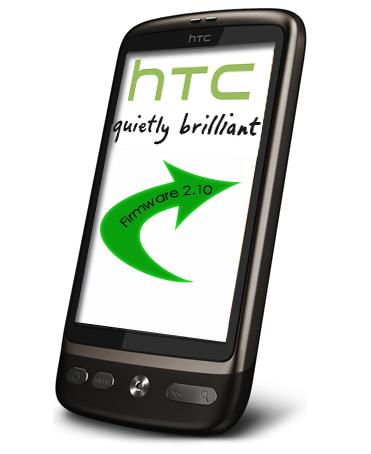 HTC Desire 2.10